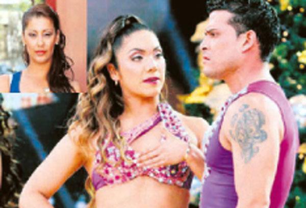 Christian Domínguez y Karla Tarazona