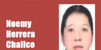 Noemy Herrera Challco