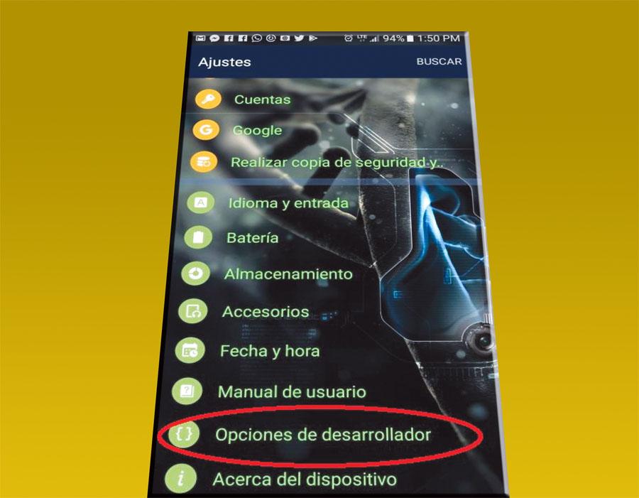 Acelera tu Smartphone