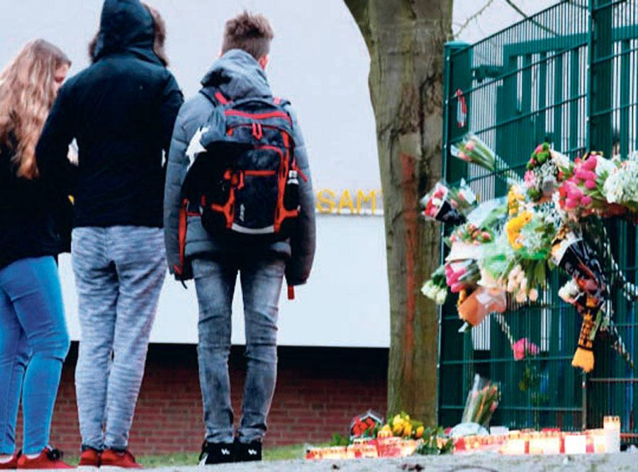 Adolescente de 15 mató a compañero de 14 años