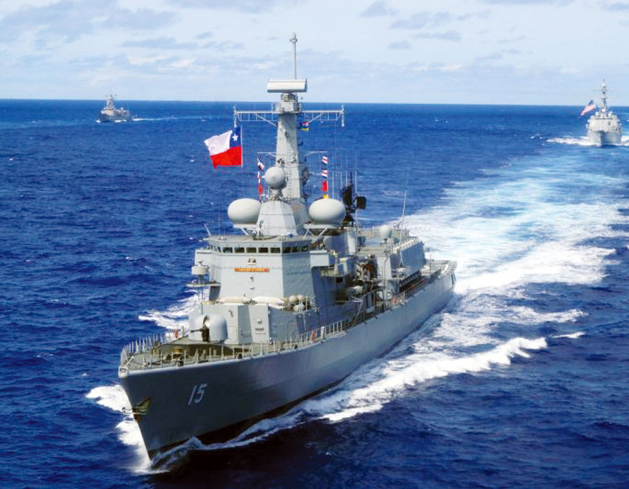 Armada chilena