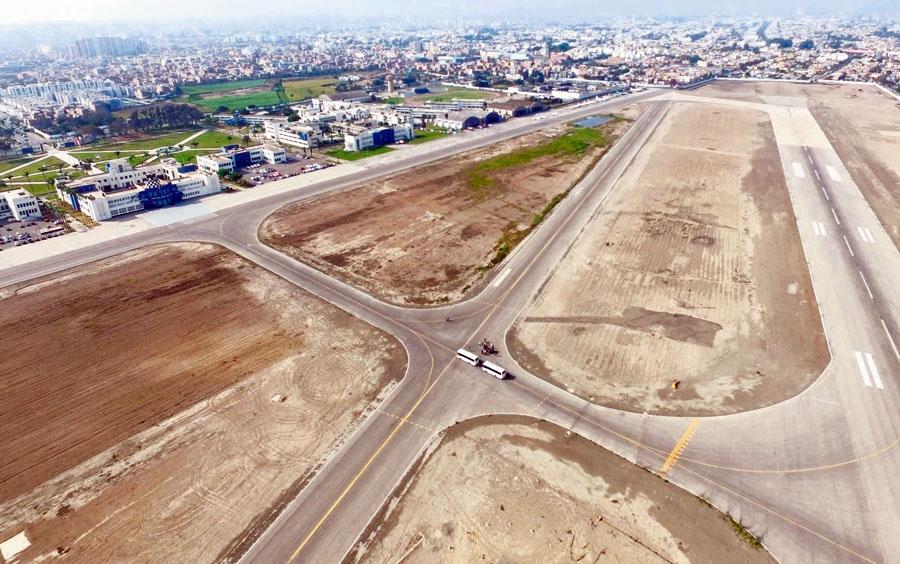 Base Aerea Las Palmas