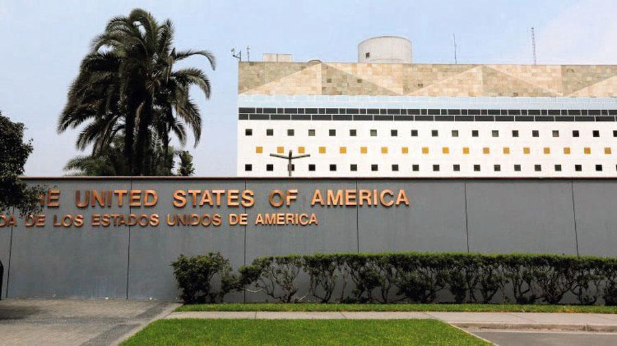 Embajada de Estados Unidos en el Perú