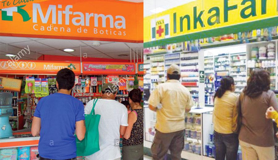MiFarma e InkaFarma