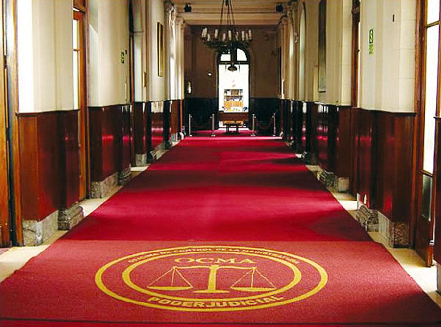 Oficina de Control de la Magistratura (Ocma)