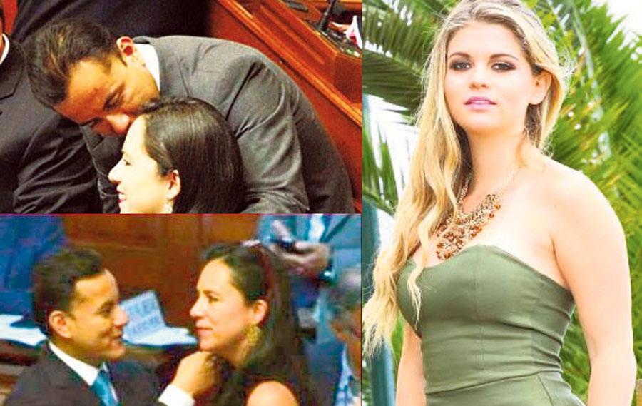Richard Acuña, Brunella Horna, Marissa Glave