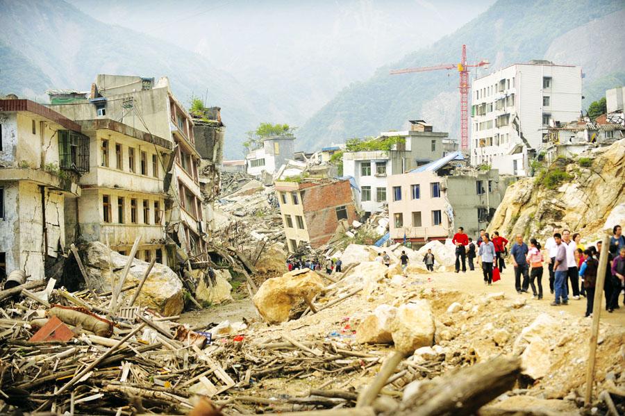 Terremotos en el mundo