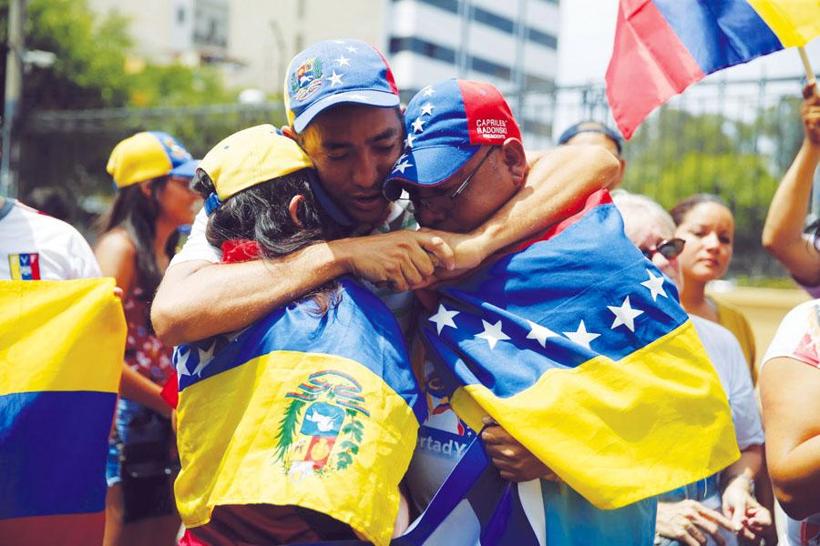 Venezolanos deben solcitar Permiso Temporal de Permanencia