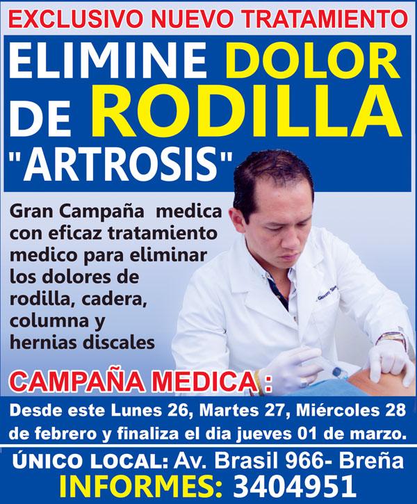 Campaña medica