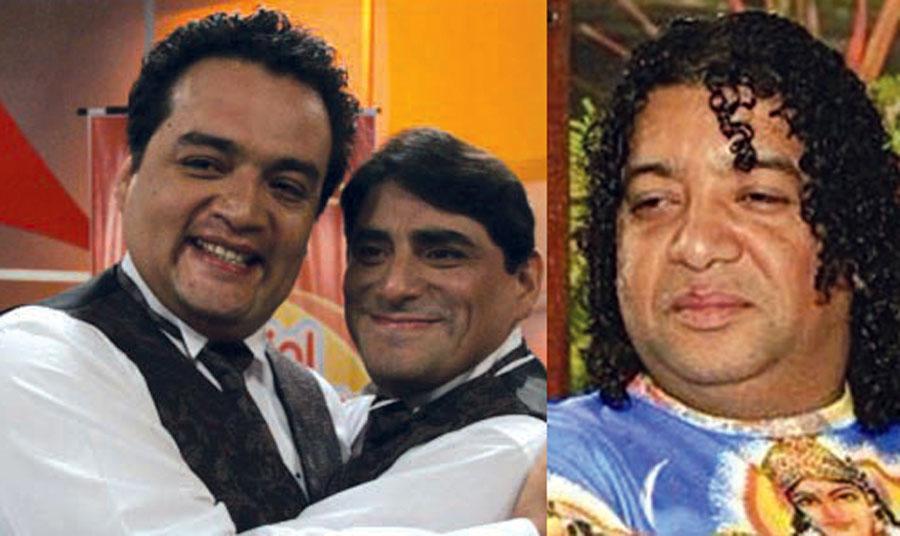 Carlos Álvarez y Carlos Vílchez