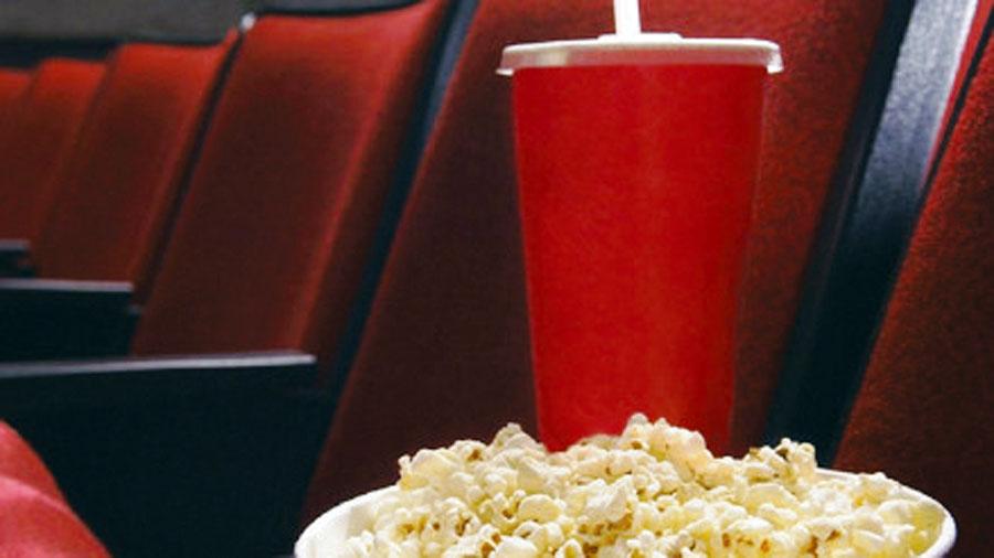 Comida que se vende en los cines