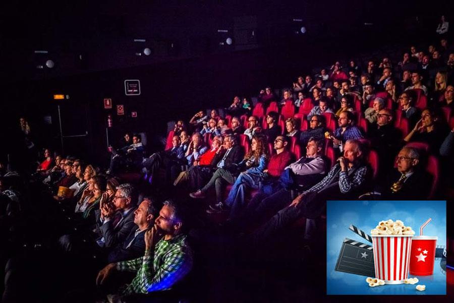 Consumo en salas de cine