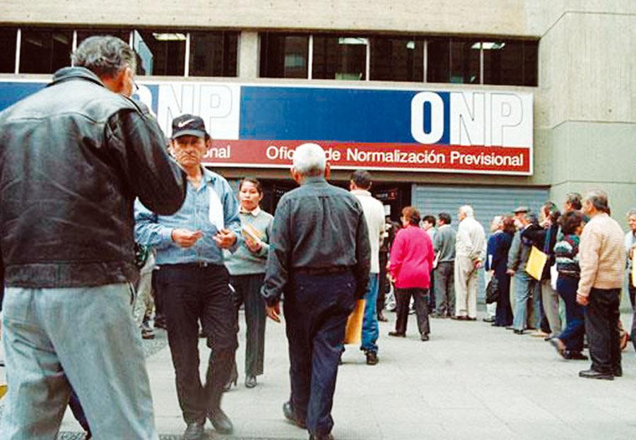 Federación Nacional de Personas Adultas Mayores del Perú