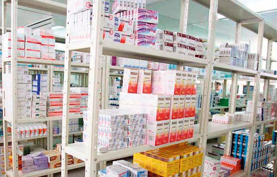 Monopolio de farmacias