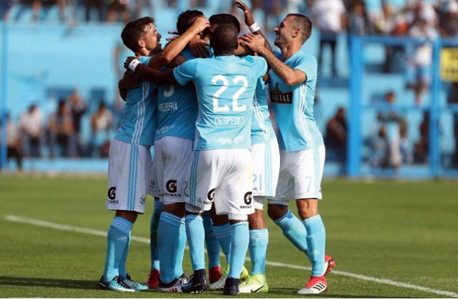 Sporting Cristal vs Lanus