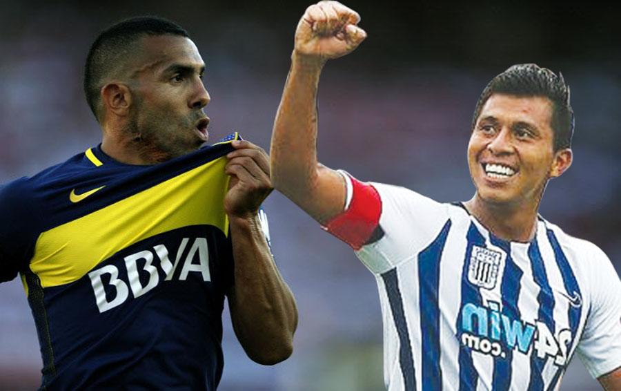 Boca vs Alianza Lima