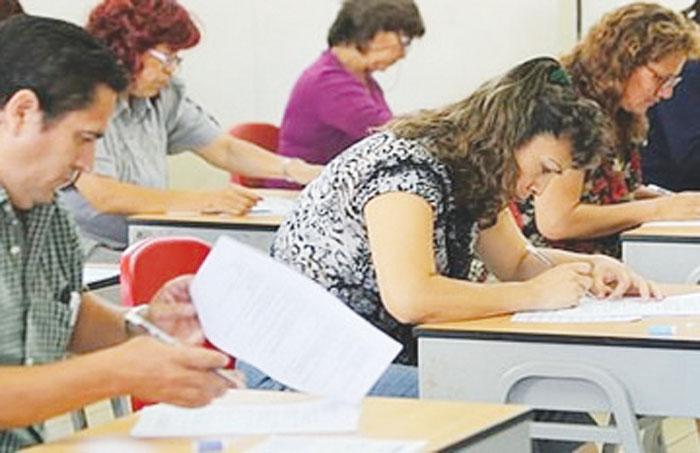 Examen docentes