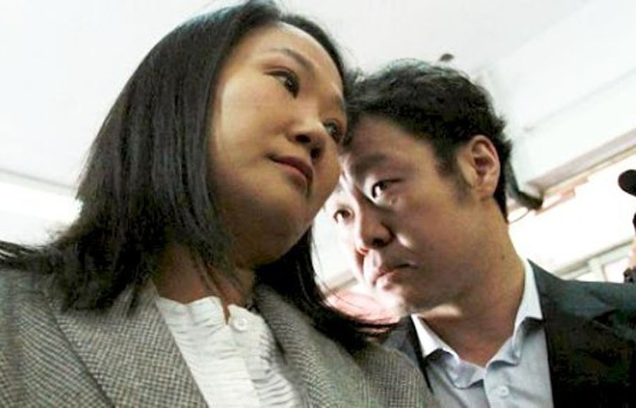 Keiko y Kenji