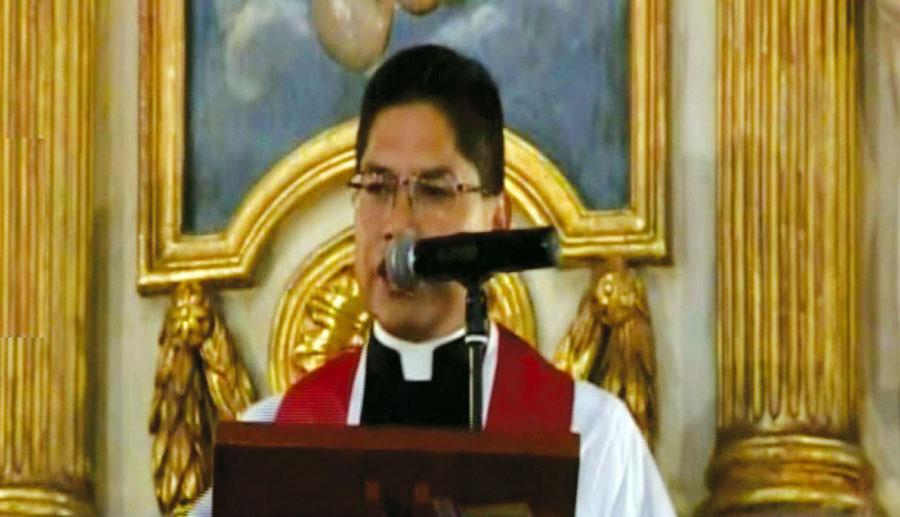 Luis Gaspar Uribe, vicario episcopal