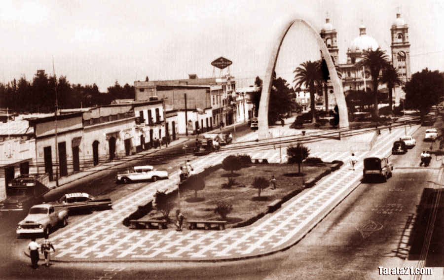 Tacna - Lima Perú