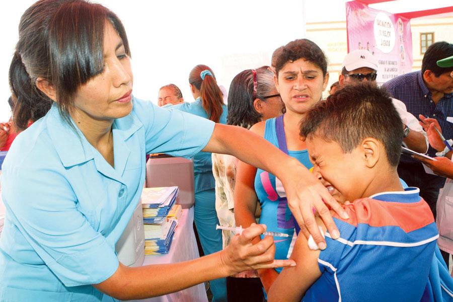 Vacunas para la varicela