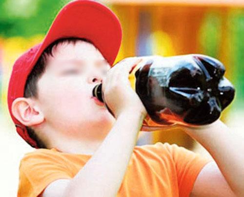 peligro de consumir gaseosas