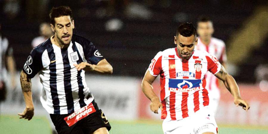Alianza Lima vs Junior