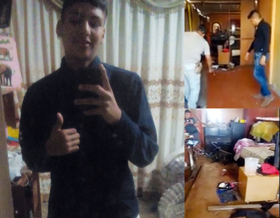 Asesinan a joven en plena fiesta