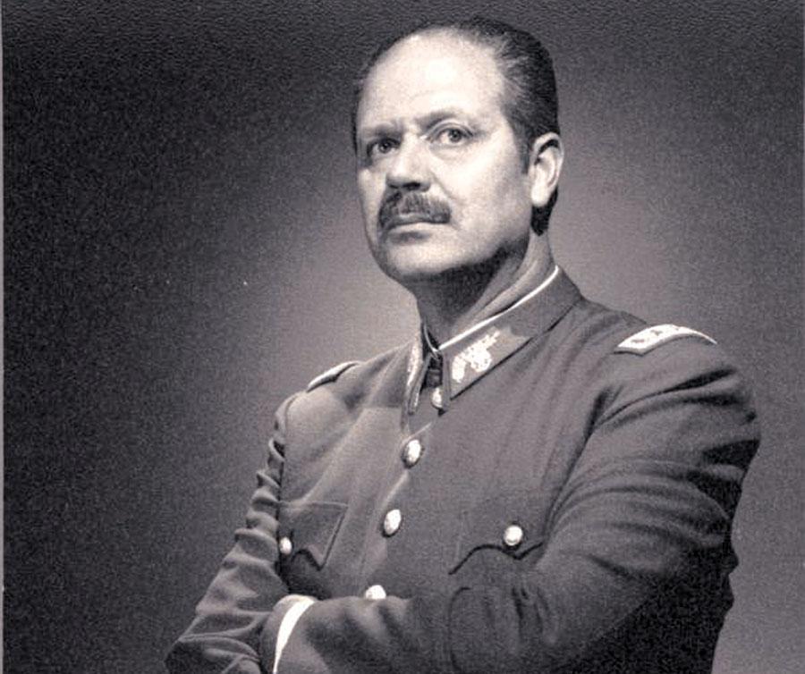 General Herman Brady
