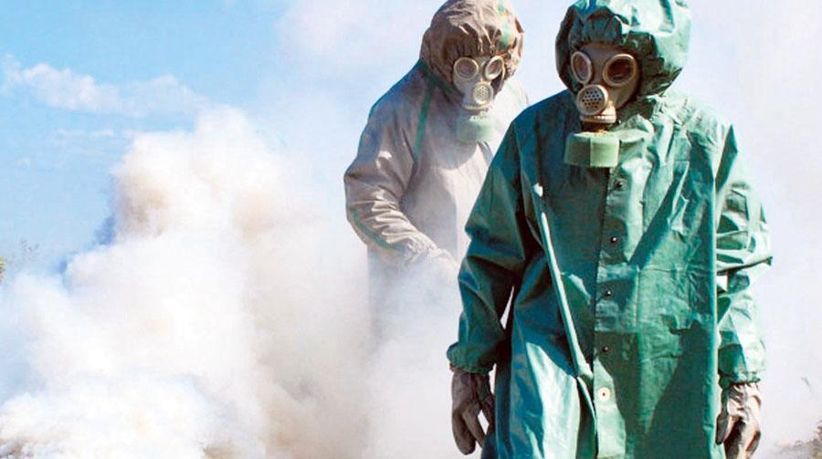 Prohibición de las Armas Químicas (OPAQ)
