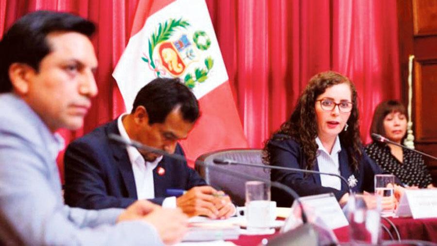 Rosa Bartra, comision Lava Jato