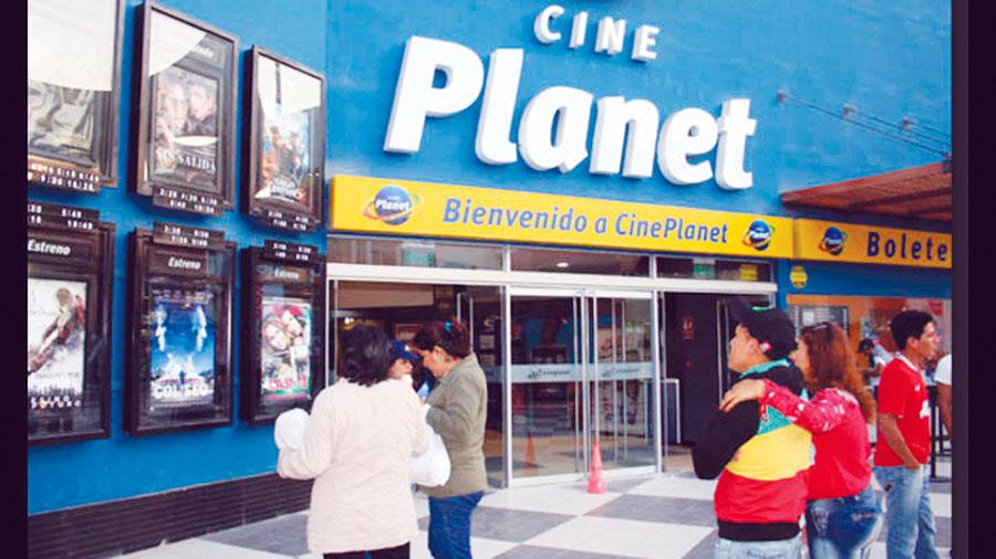 Cine Planet