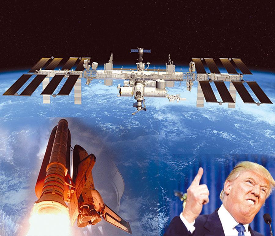 EE.UU. alista la 'guerra de galaxias'