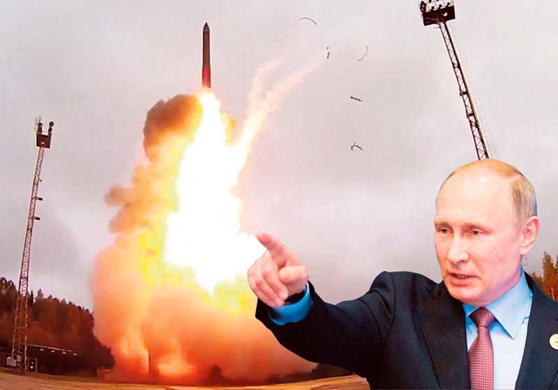 Fuerzas Armadas Rusa
