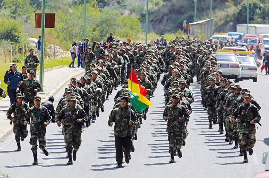 Fuerzas Armadas de Bolivia