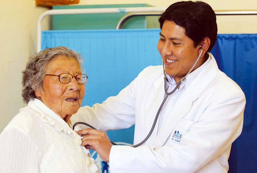 Jubilados - Salud