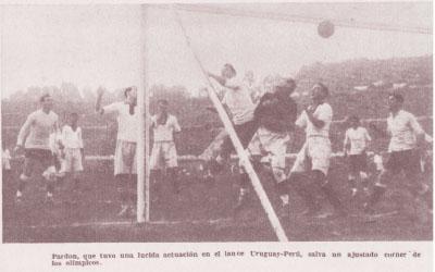 La maldición mundialista inició con la 1ª y peor participación del Perú en Uruguay 1930…