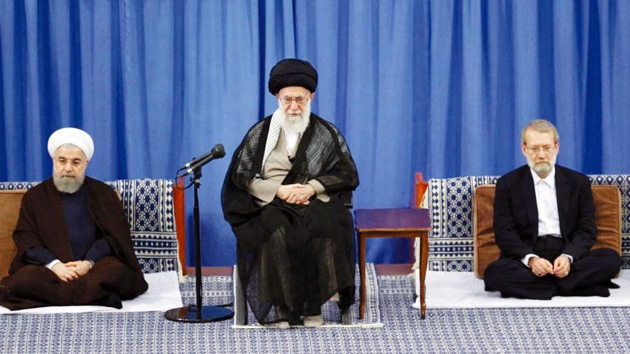 Presidente iraní, Hasan Rohani