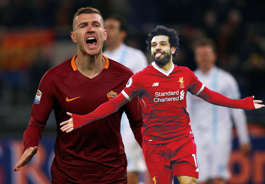 Roma vs Liverpool Champions League