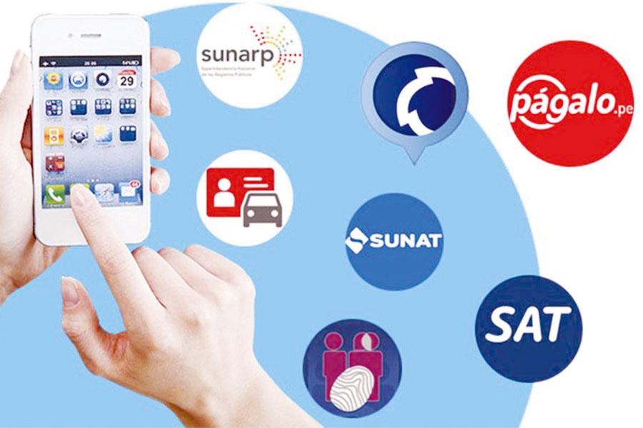 aplicaciones de entidades móviles