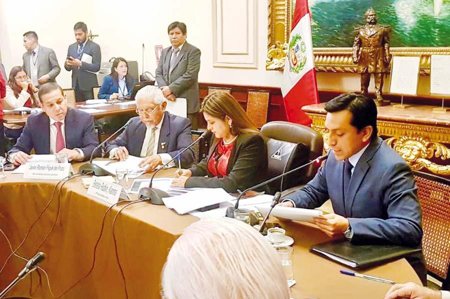 Comisión de Presupuesto
