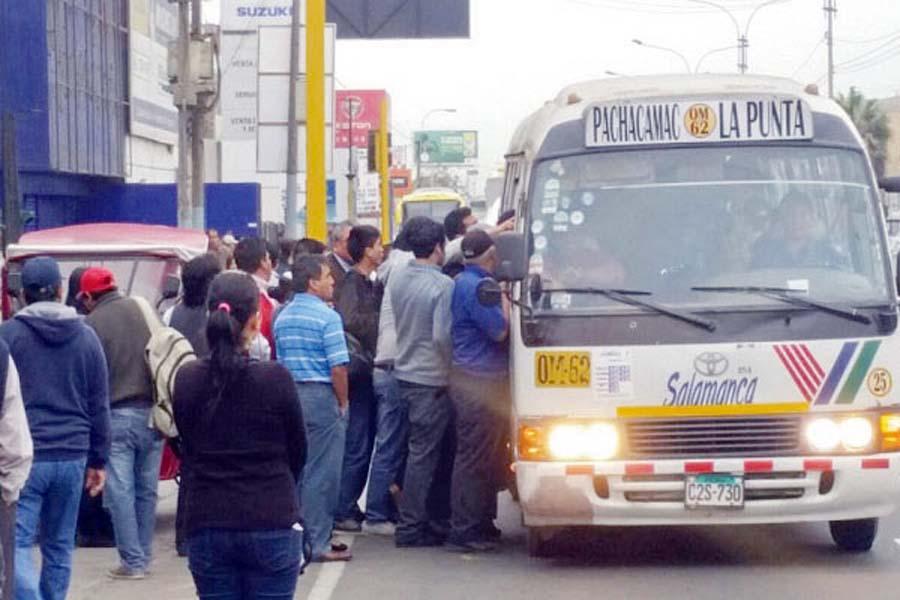 Empresas de transporte urbano de pasajeros