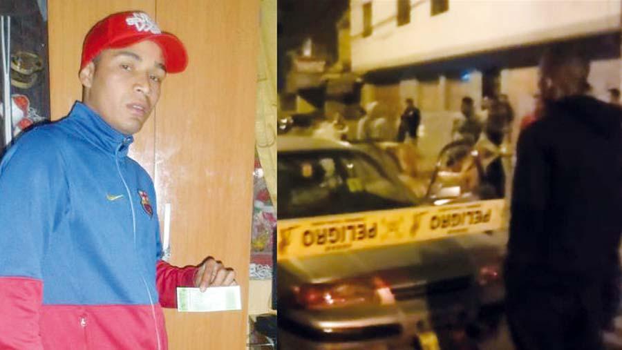 Matan taxista a balazos por defender a mujer