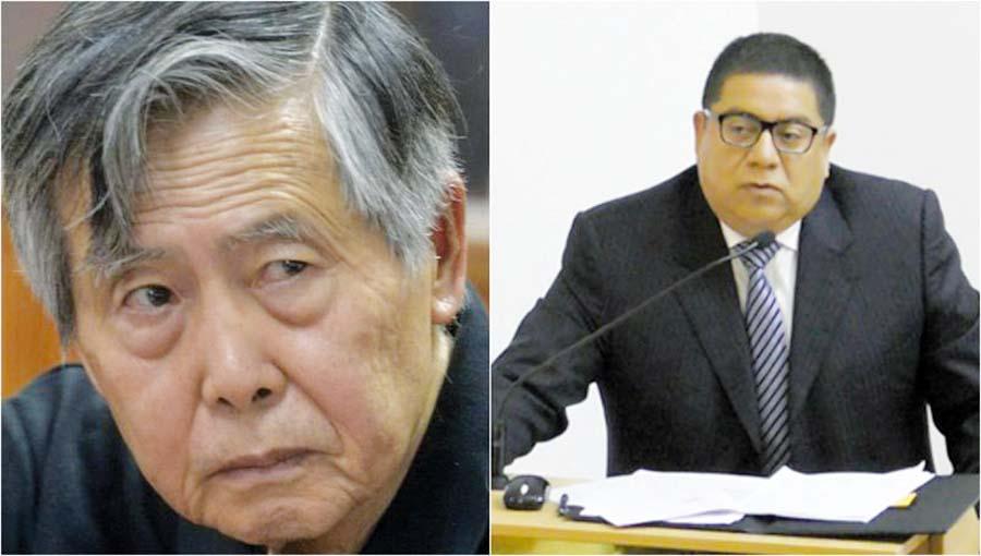 Miguel Pérez Arroyo, abogado del ex presidente Alberto Fujimori,