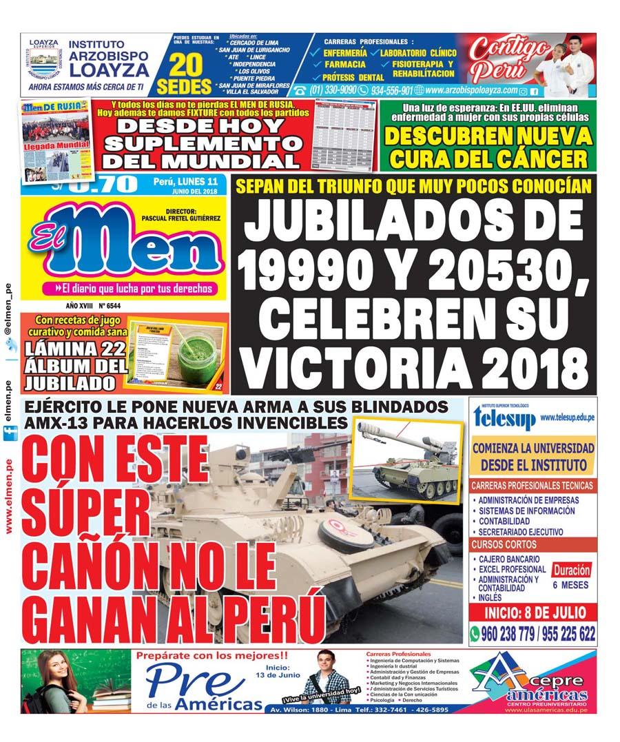 Portada (11-06-2018)