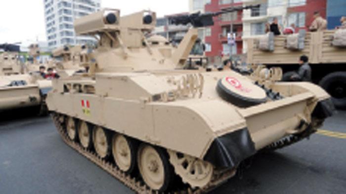 orugas AMX-13