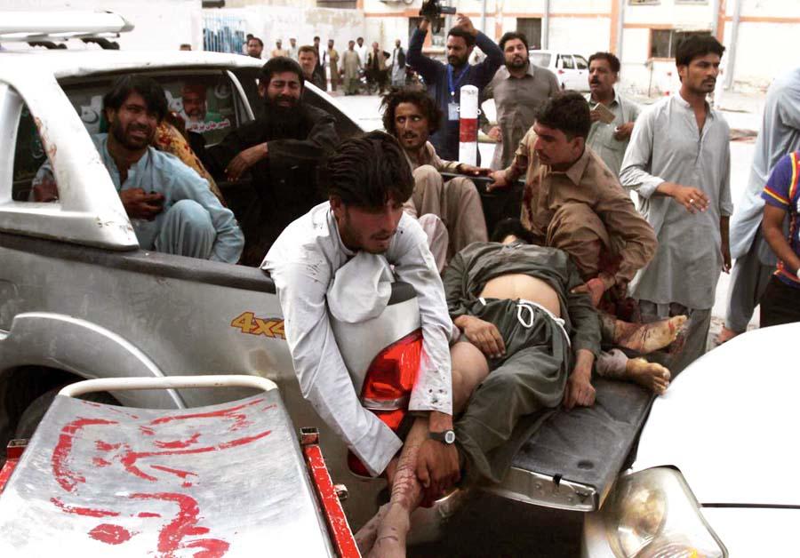 128 muertos en atentado