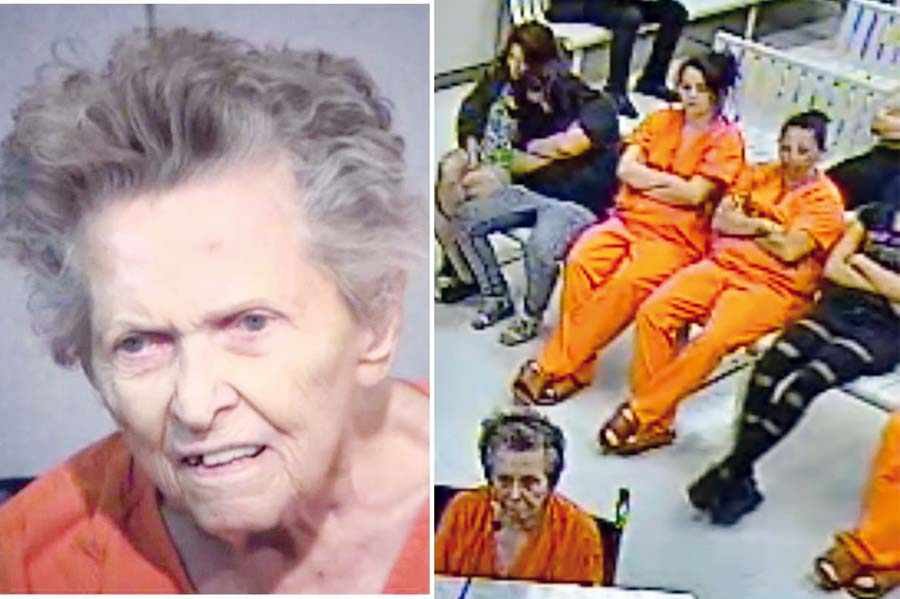 Anciana asesina a tiros a su propio hijo