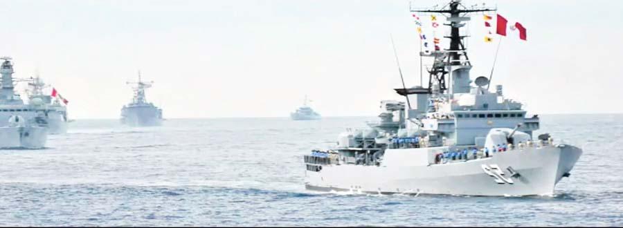 Buques de la Marina del Perú