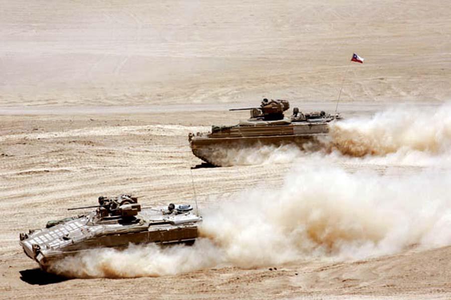 El Plan Frontera Segura a través del Comando Conjunto Norte será el eje coordinador de las FF.AA.